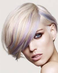highlights for grey hair pictures pastel highlights blond grey hair haircuts 2018 women