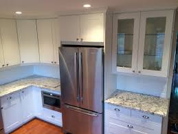 Microwave In Kitchen Cabinet by A Refreshing Ikea Facelift For A Canadian Kitchen