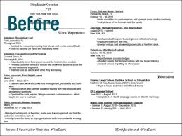 from paper to in person resume u0026 cover letter tips