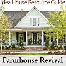 southern living house plans farmhouse revival house plan books and magazines southern living house plans
