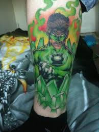 35 amazing comic book tattoos