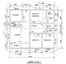 Floor Plan Door Symbols by Technical Drawing Paper 3 Nov Dec 2014
