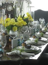 Homemade Table Decorations For Easter by 93 Best Table Decorations Easter Images On Pinterest Easter