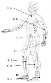 study of acupuncture for low acupressure study of point names and locations