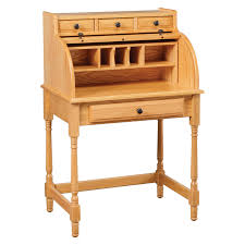 small roll top desk oak antiques atlas inside office furniture for Small Roll Top Desk For Sale