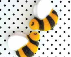 bumble bee cake toppers 50 tiny royal icing eyeball cake decorations edible eye
