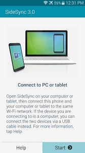 how to control your samsung galaxy device from a mac or windows