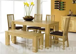 Bench Tables Dining Oak Bench For Dining Table U2013 Sl Interior Design