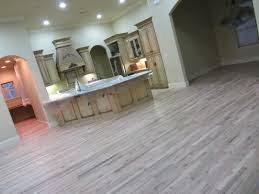 White Kitchen Cabinets With Dark Floors by White Cabinets Dark Flooring Kitchen Attractive Personalised Home