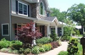 stylish front yard landscaping ideas on a budget central florida