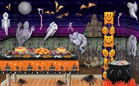 Halloween Party Decorations Cheap Halloween Party Decoration Ideas 9455