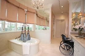 accessible bathroom design accessible master bath traditional bathroom dallas by
