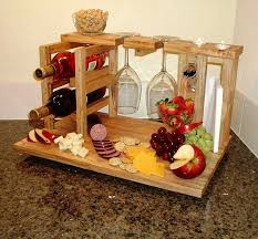 wine and cheese gifts 25 best wine caddy ideas on wine holders wine gifts