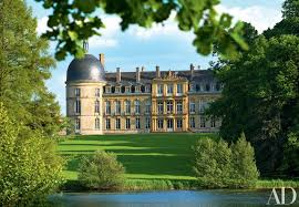 chateau style 13 of the most elaborate châteaux featured in ad