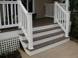 metal porch railings aluminum porch railing in michigan roses