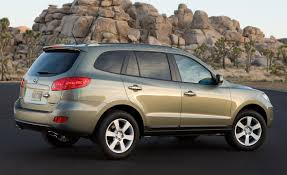 hyundai santa fe 2 7 2009 review specifications and photos