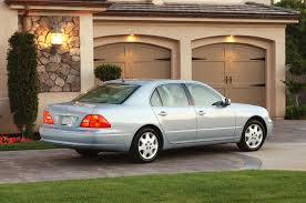 lexus ls india 2003 lexus ls430 reviews and rating motor trend