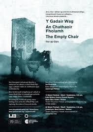 Empty Chair Poem Tom French Tomasofrinseach Twitter