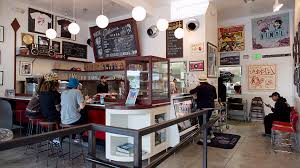 Pizza Restaurant Interior Design Ideas Shop Small Spotlight On Delicious Pizza Delicious Vinyl