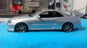 nissan gtr z tune specs nissan r34 gt r z tune proto 2003 hotworks auto pro shop 1 24 ms