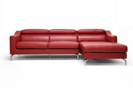 Affordable Modern Sofas Levi Leather Modern Sectional Sofa Affordable Modern
