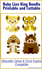 lion king baby shower baby lion king svg files disney svg files lion king baby shower