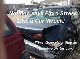Car Wreck Meme - car crashes can cause stress for chronic pain and fibromylagia