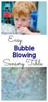 Toddler Sensory Table by Easy Bubble Sensory Table Preschool Inspirations