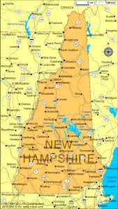 map usa new hshire new hshire map usa my