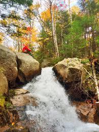 Baxter State Park Map by The Freelance Adventurer November 2014