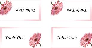 Table Tents Template Doc 736568 Table Tent Template U2013 The 25 Best Ideas About Table