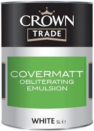 trade covermatt emulsion
