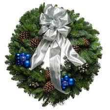 wreaths order fresh wreaths from forest