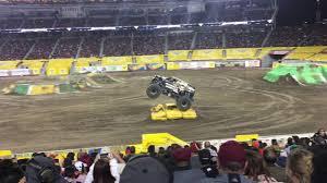 monster truck show ca monster jam freestyle 2017 santa clara california youtube