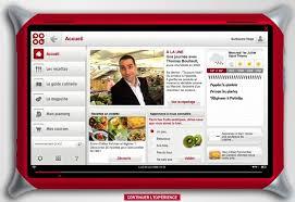 tablette de cuisine qooq unowhy lance qooq une tablette tactile dédiée à la cuisine