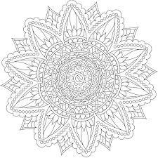 10759 mandala coloring books images coloring