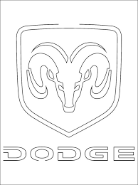 dodge truck coloring pages coloring page dodge coloring pages
