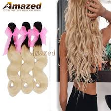 sewed in hair extensions top 7a hair wave 613 soft