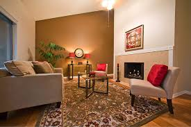 Accent Wall Ideas Stunning Living Room Wallpaper Accent Wall Soft Cream Beige