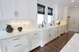black faucet kitchen add drama with a black faucet abode