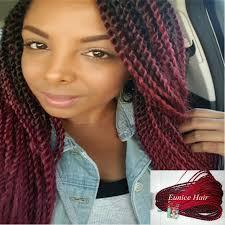 ombre senegalese twists braiding hair crochet hair distributors creatys for