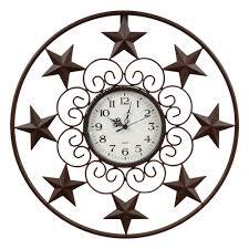 western clocks u0026 rustic decor from lone star western decor