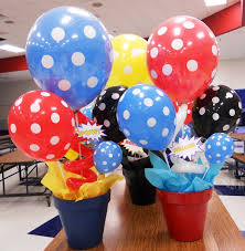 Superhero Centerpieces Super Heros Party Theme Superman Ironman Spiderman Super Heroes