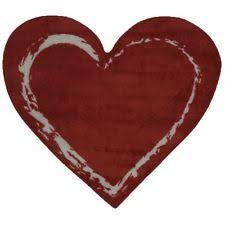 heart shaped rug ebay