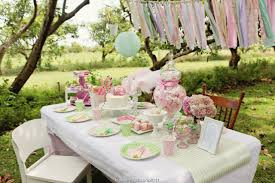 Outdoor Party Decorations by Vintage Rose Party Decor We All Know The Hottest New Look Is