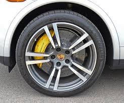 porsche cayenne tire size 2014 porsche cayenne turbo s review test drive