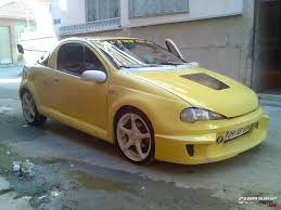 opel tigra tuning opel tigra cartuning best car tuning photos from all