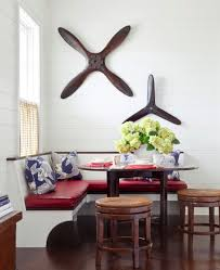 Woven Dining Room Chairs by Dazzling Decorating Ideas Using Round White Wooden Tables And