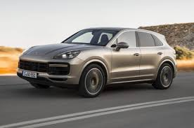 porsche suv turbo 2018 porsche cayenne turbo review carhoots