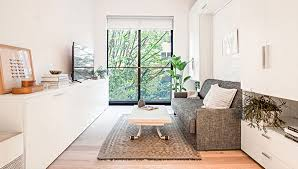 Livingroom Nyc by Here U0027s What Nyc U0027s First Micro Apartments Will Look Like On The
